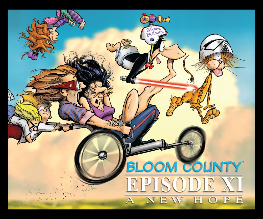 Bloom County Episode XI - A New Hope