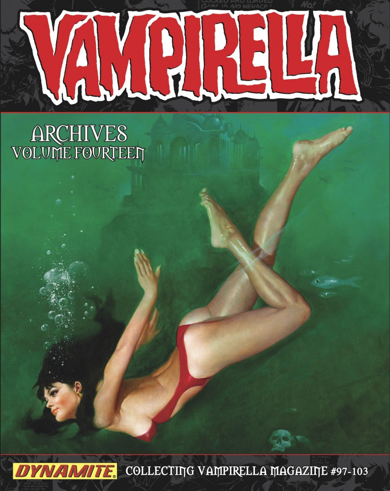Vampirella Archives #14 - Volume Fourteen