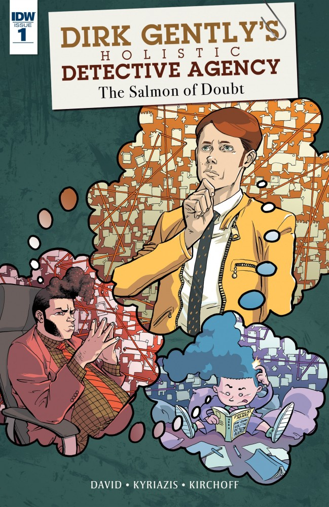 Dirk Gently's Holistic Detective Agency - The Salmon of Doubt #1