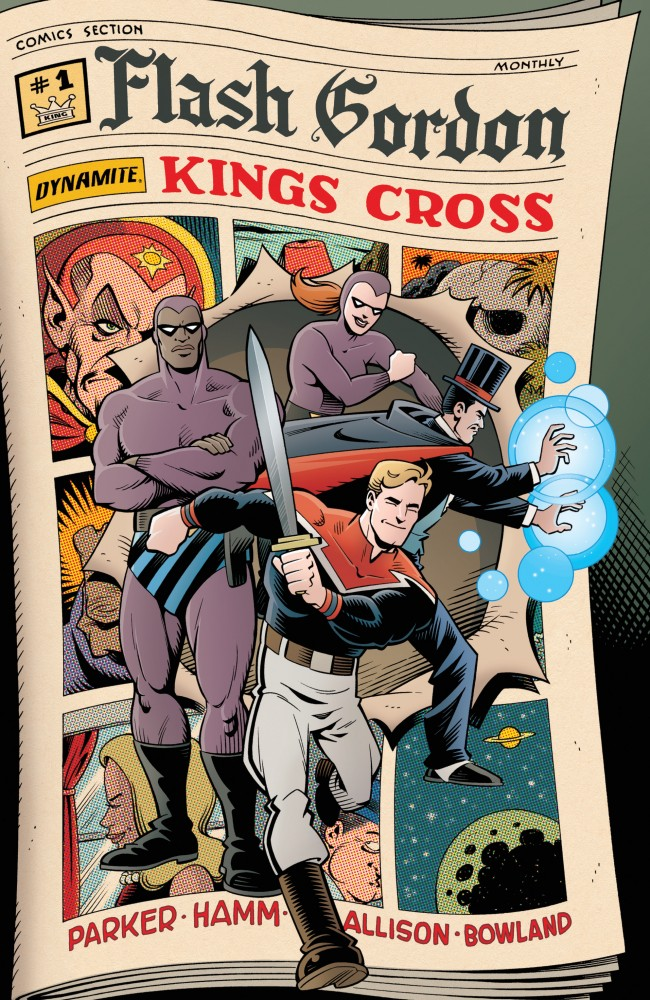 Flash Gordon - Kings Cross #1