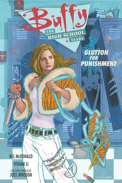 Buffy – The High School Years – Glutton for Punishment
