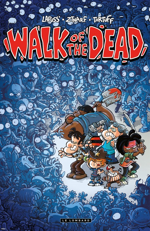Walk of the Dead #1