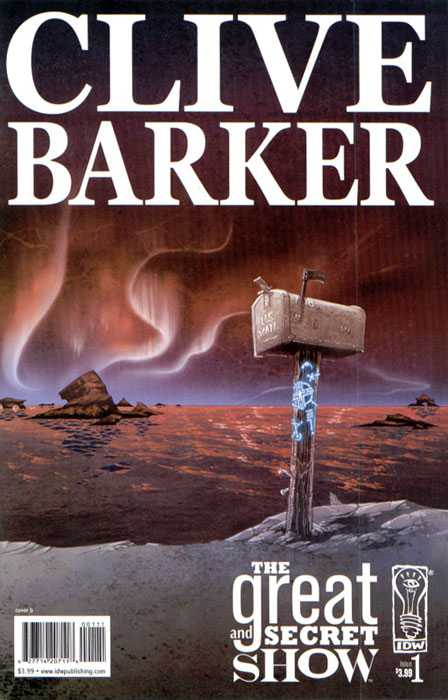 Clive Barker's Great and Secret Show Vol.1