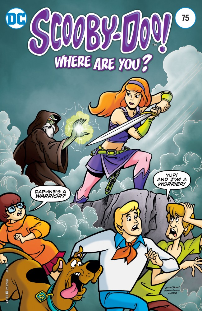 Scooby-Doo Where Are You #75