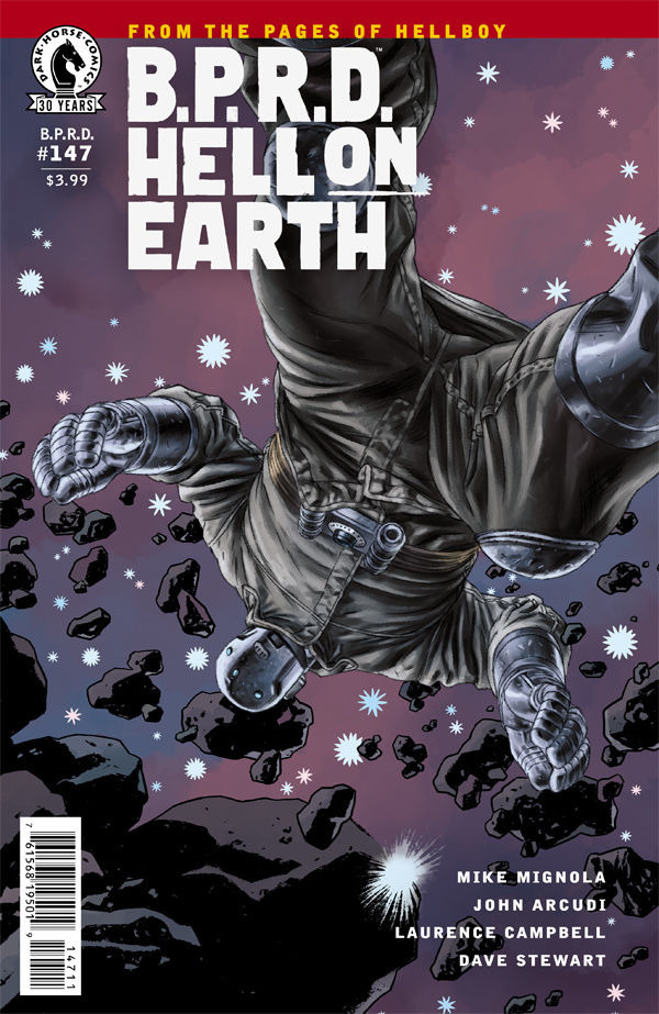 B.P.R.D. Hell on Earth #147