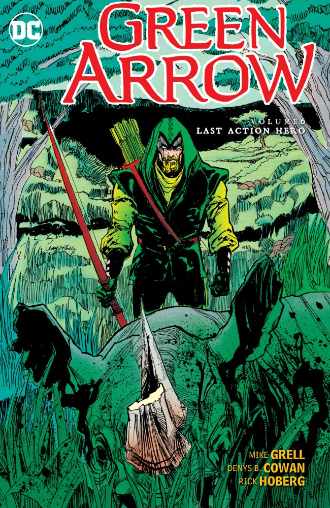 Green Arrow Vol.6 - Last Action Hero
