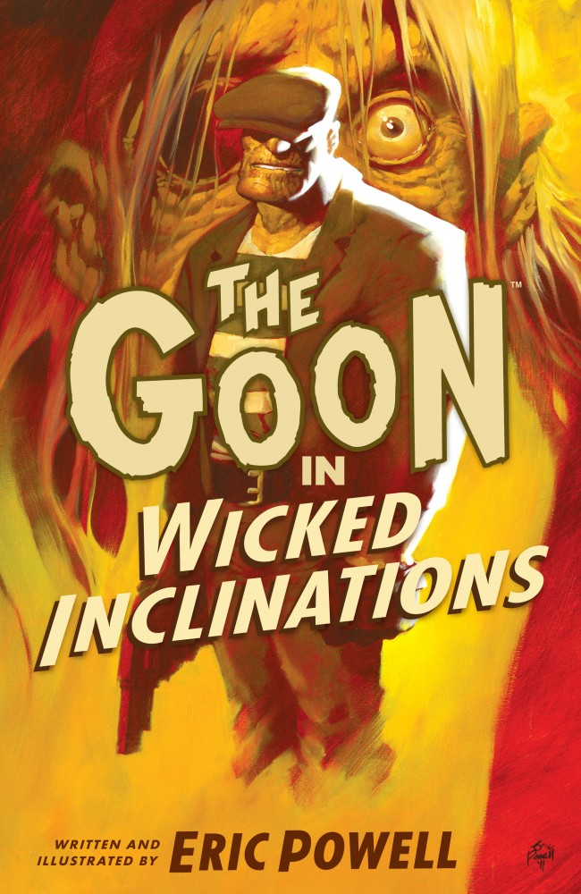 The Goon Vol.5 - Wicked Inclinations