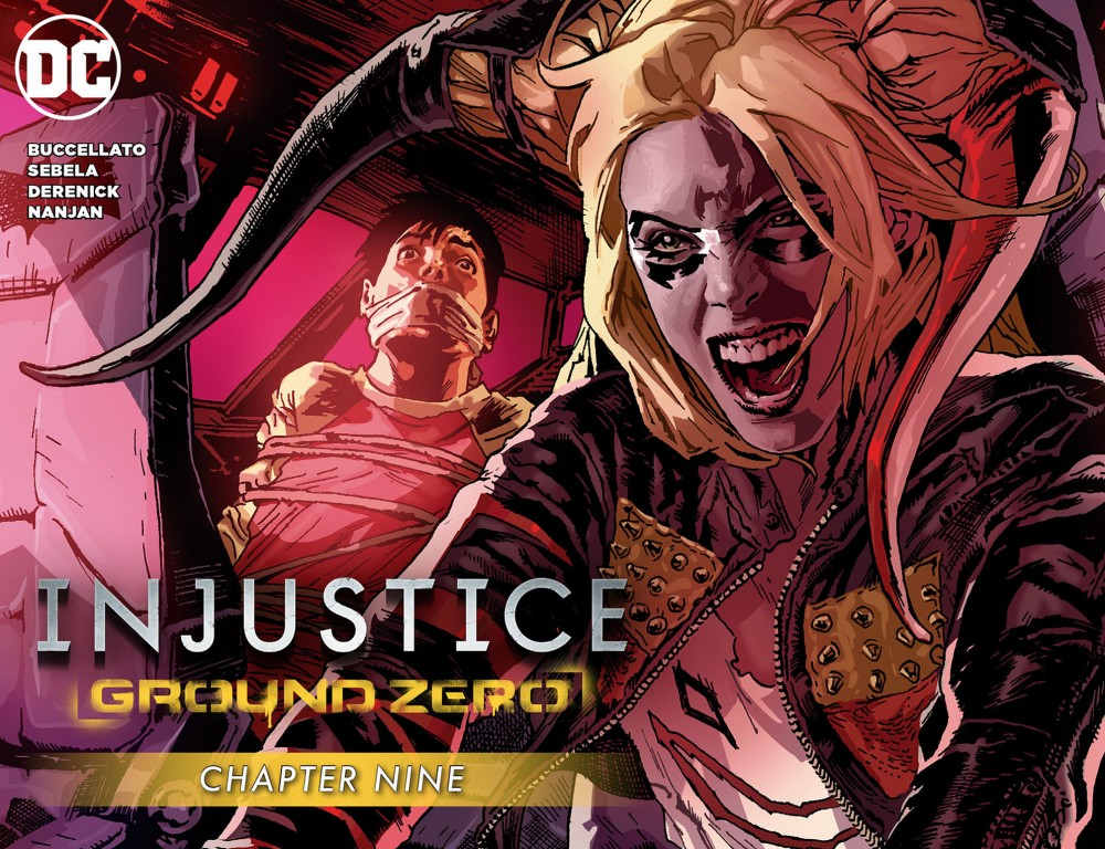 Injustice - Ground Zero #9