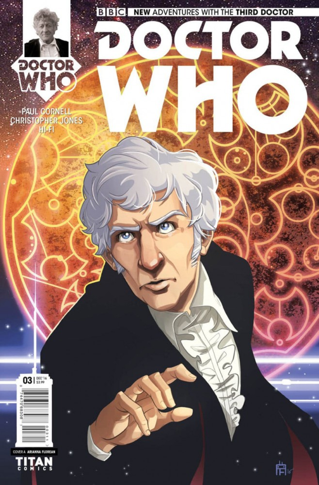 Doctor Who The Third Doctor #3