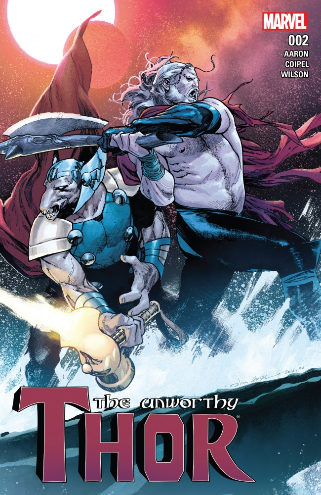 The Unworthy Thor #2