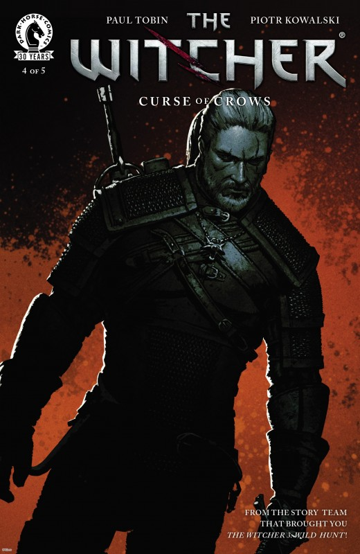 The Witcher - Curse of Crows #4