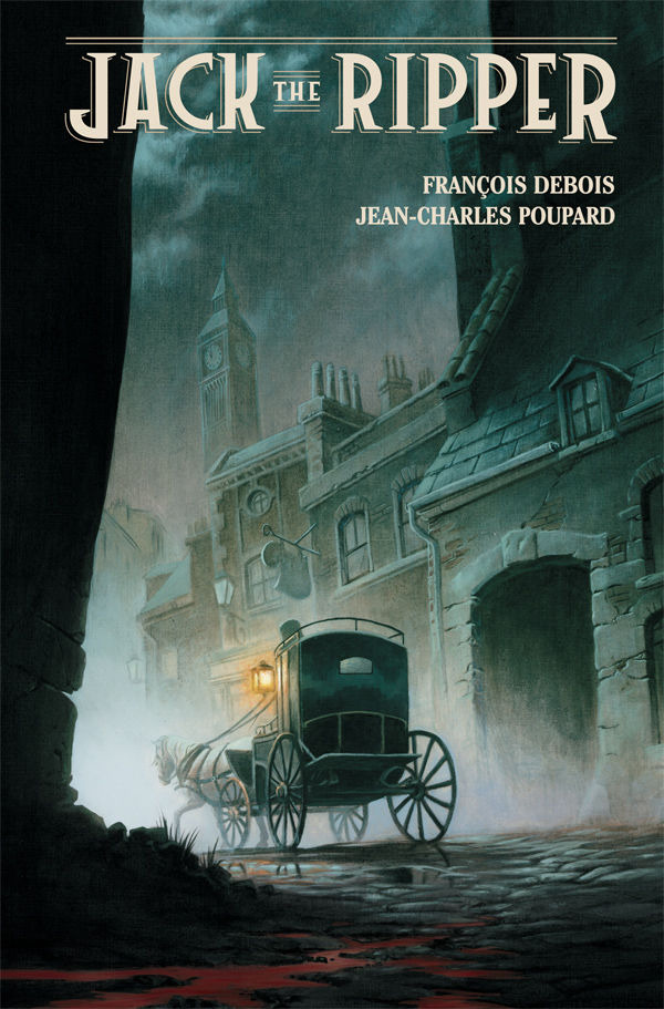 Jack The Ripper #1 - Blood Ties
