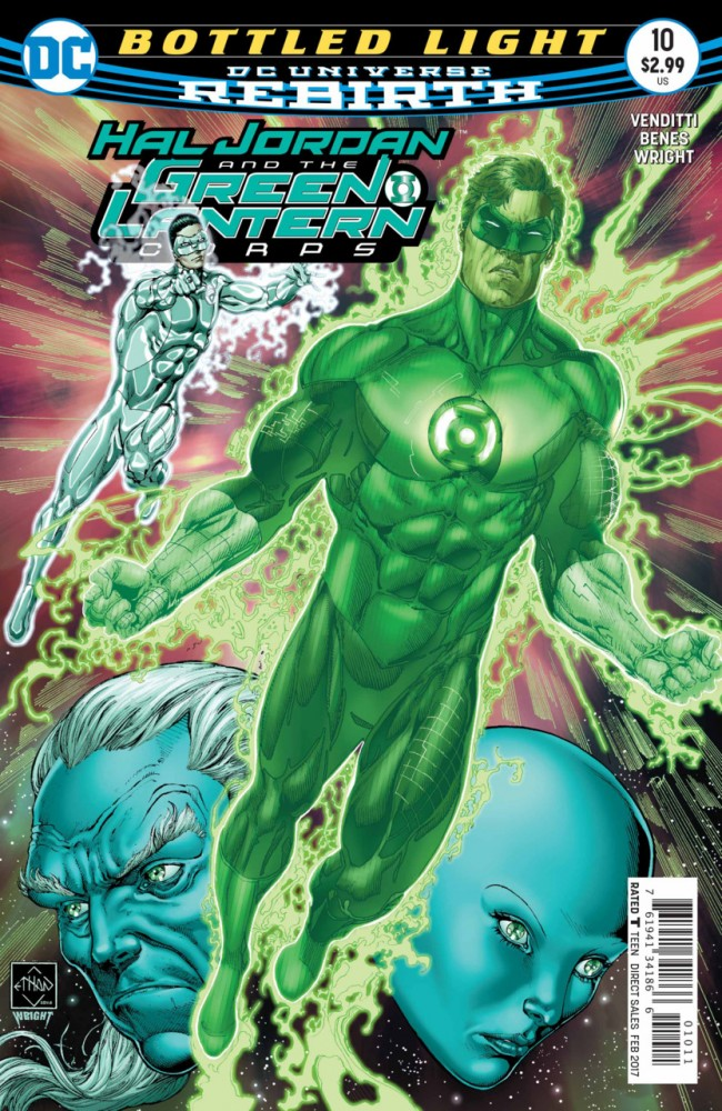 Hal Jordan And The Green Lantern Corps #10