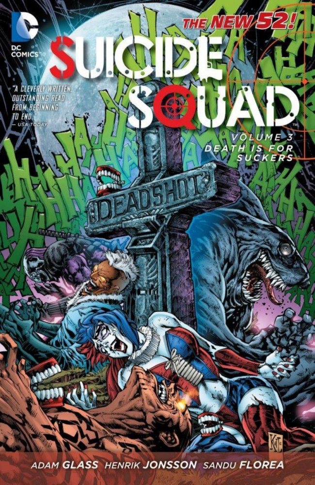 Suicide Squad Vol.3 - Death is for Suckers