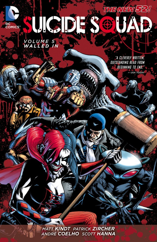 Suicide Squad Vol.5 - Walled In
