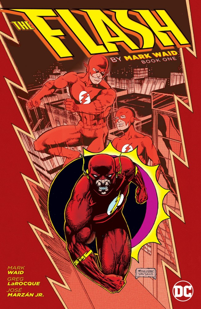 The Flash by Mark Waid - Book One