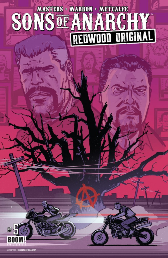 Sons of Anarchy - Redwood Original #5