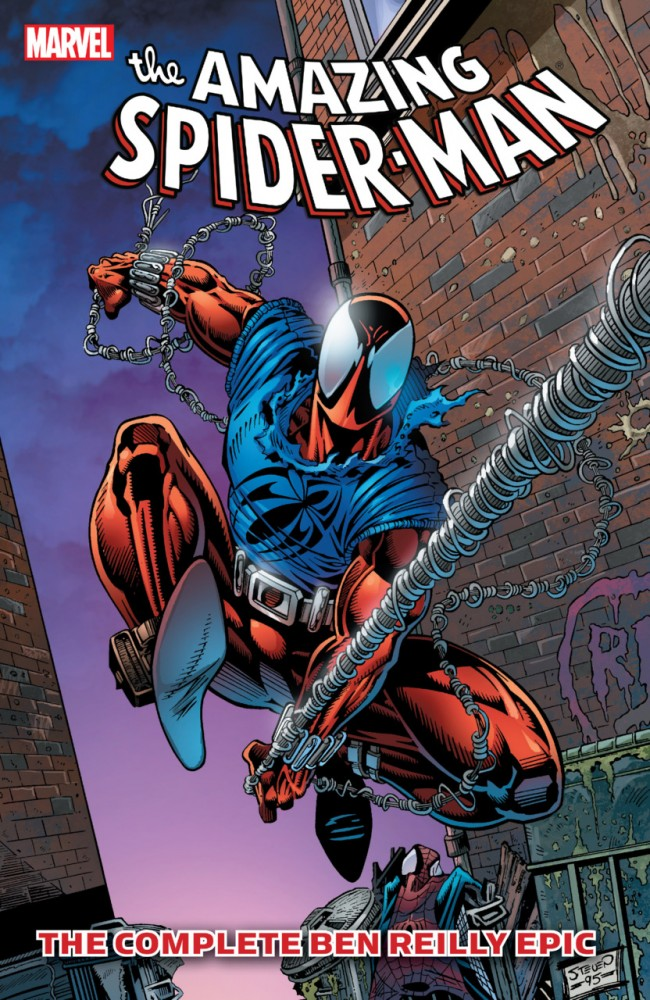 The Amazing Spider-Man - The Complete Ben Reilly Epic, Book 1