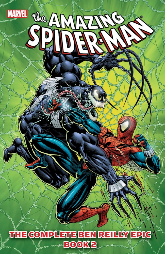 The Amazing Spider-Man - The Complete Ben Reilly Epic, Book 2