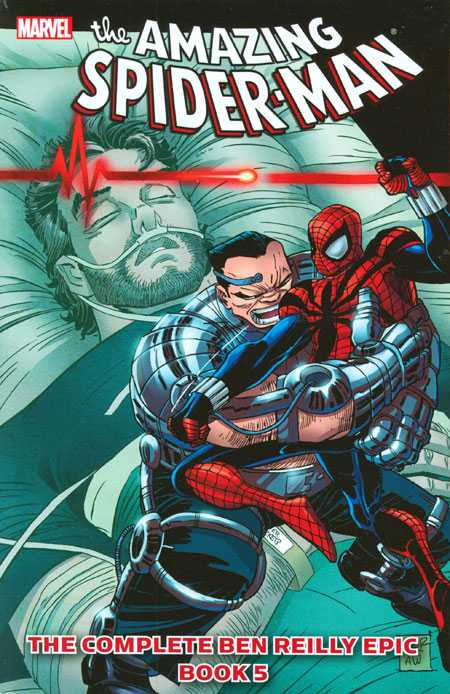 The Amazing Spider-Man - The Complete Ben Reilly Epic, Book 5