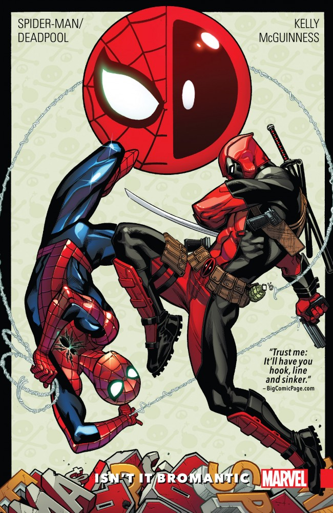 Spider-Man - Deadpool Vol.1 - Isn't It Bromantic