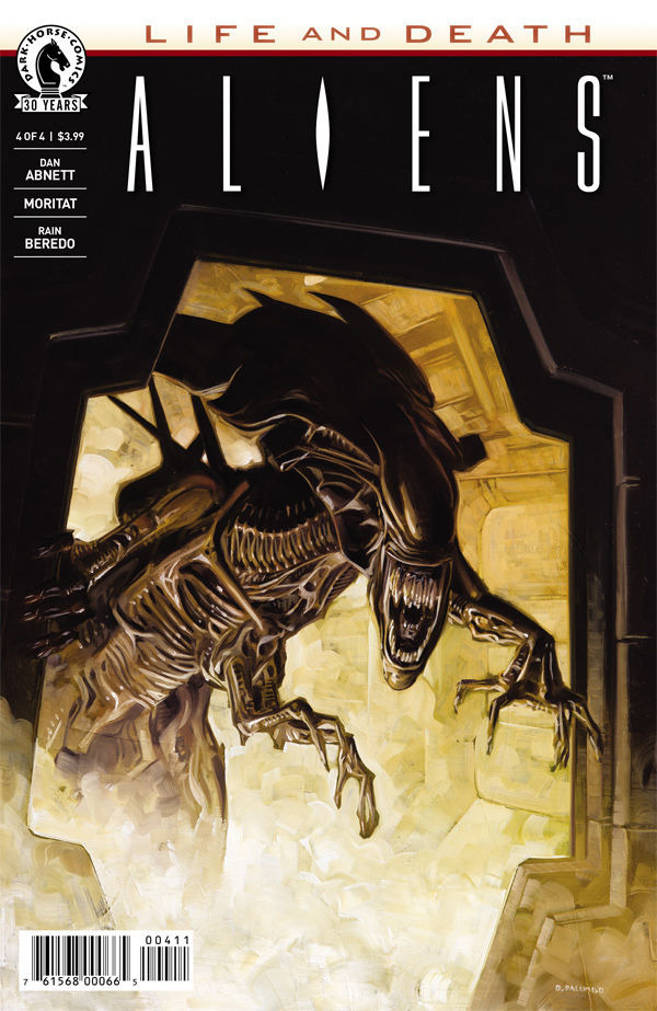 Aliens - Life and Death #4