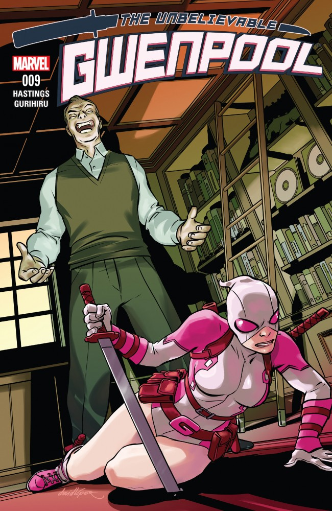 The Unbelievable Gwenpool #9