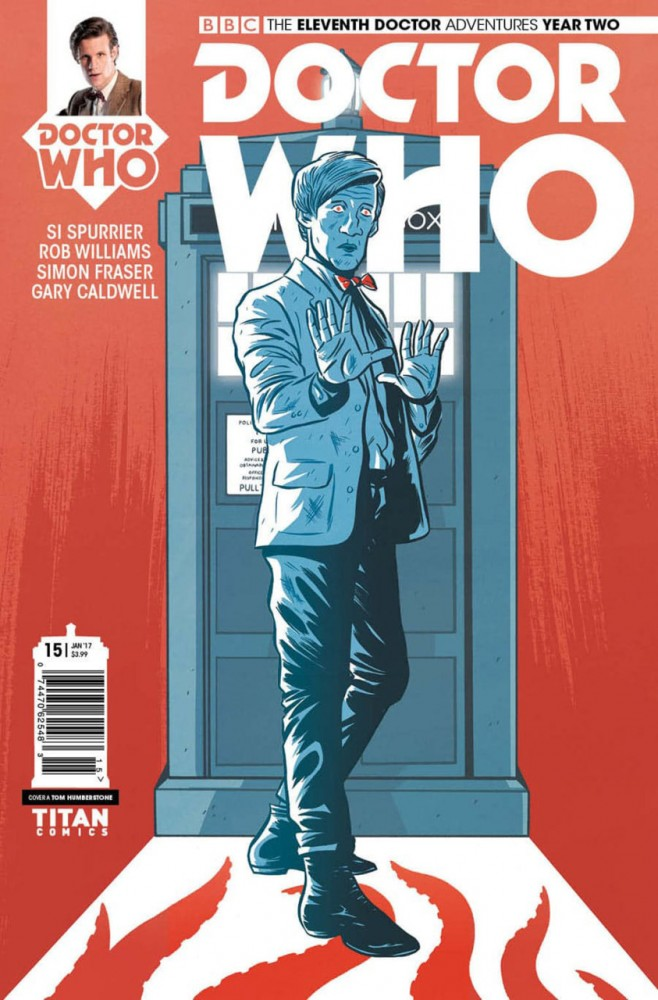 Doctor Who The Eleventh Doctor Year Two #15