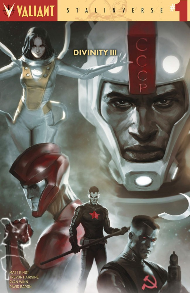 Divinity III - Stalinverse #1