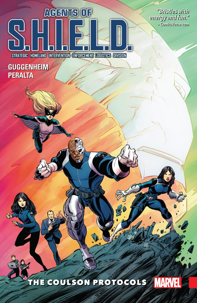 Agents of S.H.I.E.L.D. Vol.1 - The Coulson Protocols
