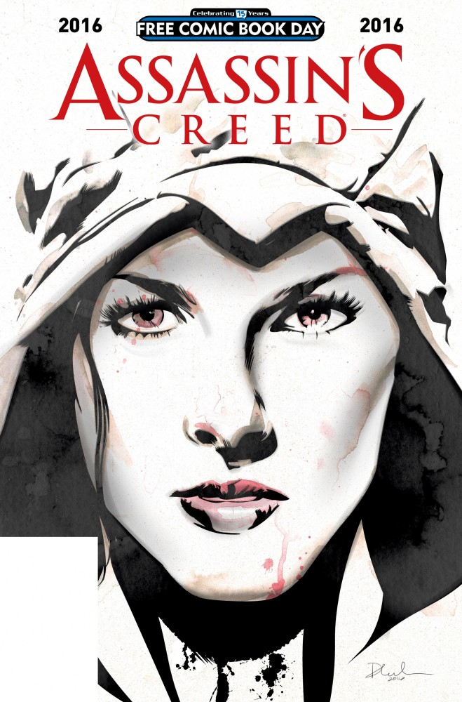 Assassin's Creed Free Comic Book Day