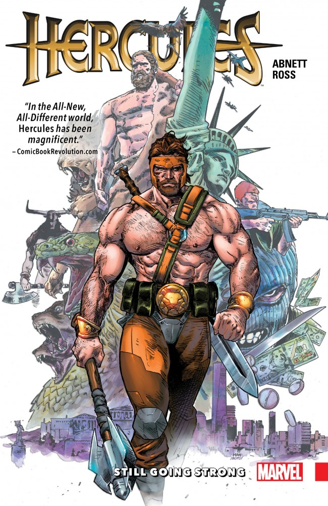Hercules - Still Going Strong #1 - TPB