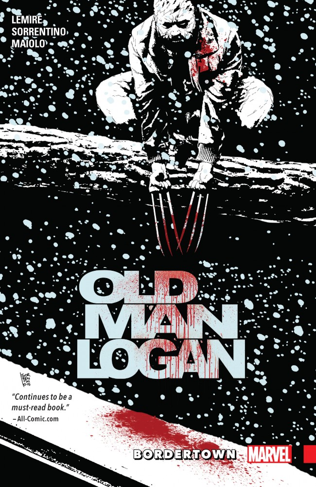 Wolverine - Old Man Logan Vol.2 - Bordertown
