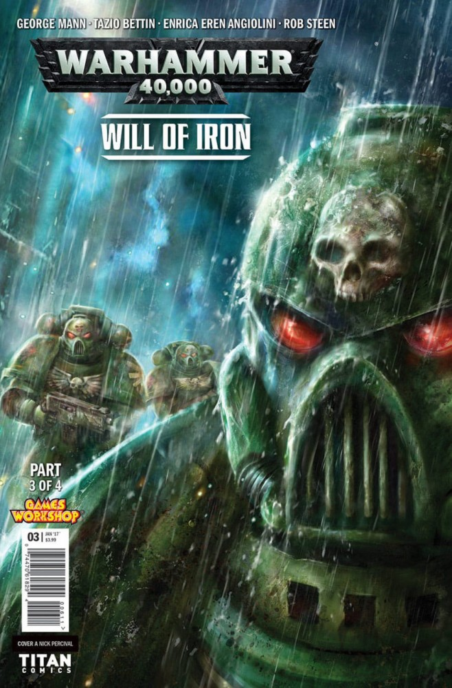 Warhammer 40.000 - Will of Iron #3