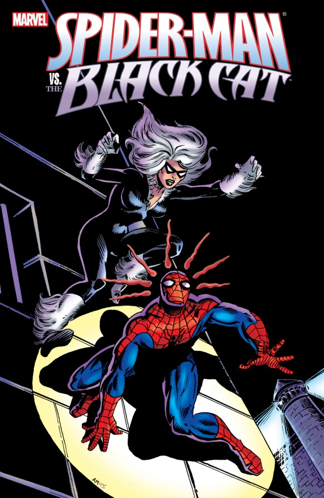 Spider-Man vs. Black Cat