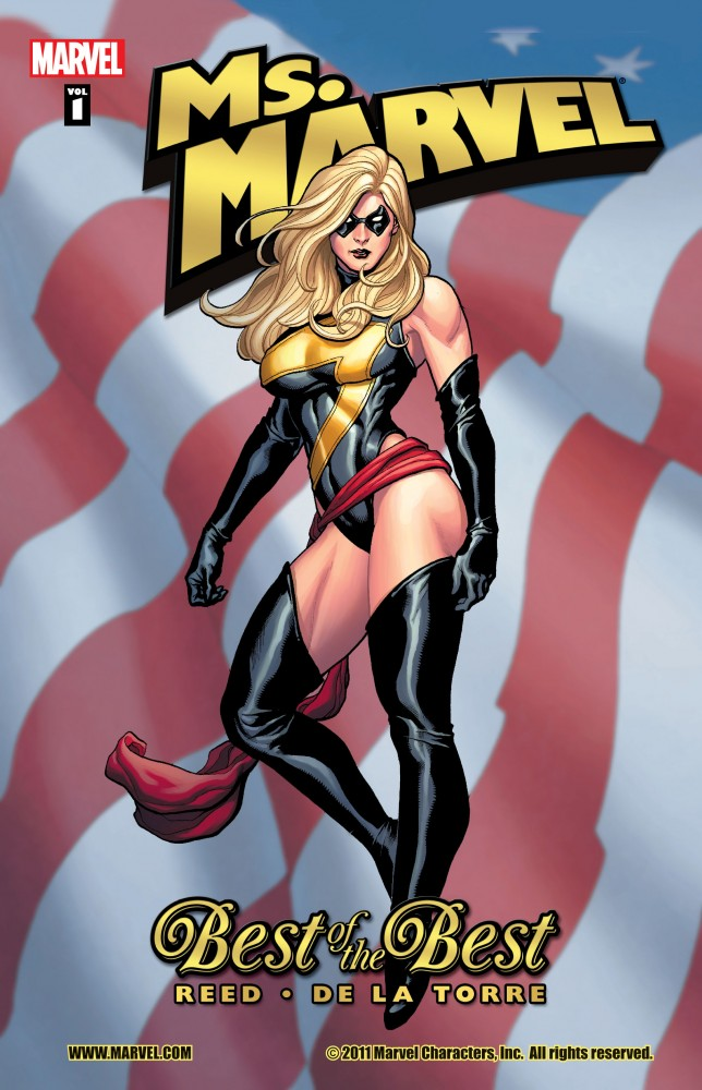 Ms. Marvel Vol.1 - Best of the Bes