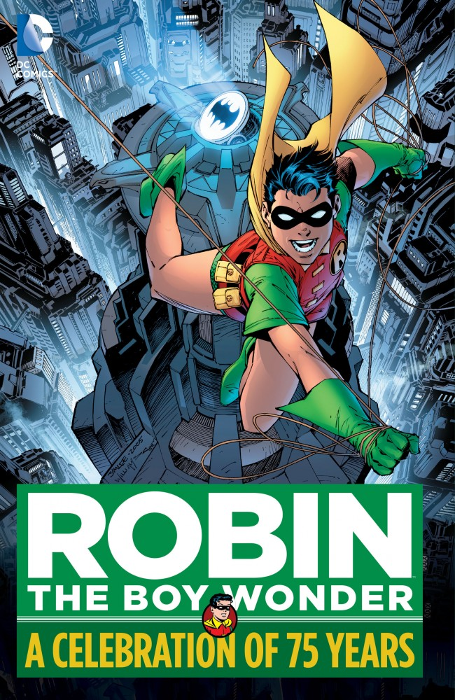 Robin, The Boy Wonder - A Celebration of 75 Years