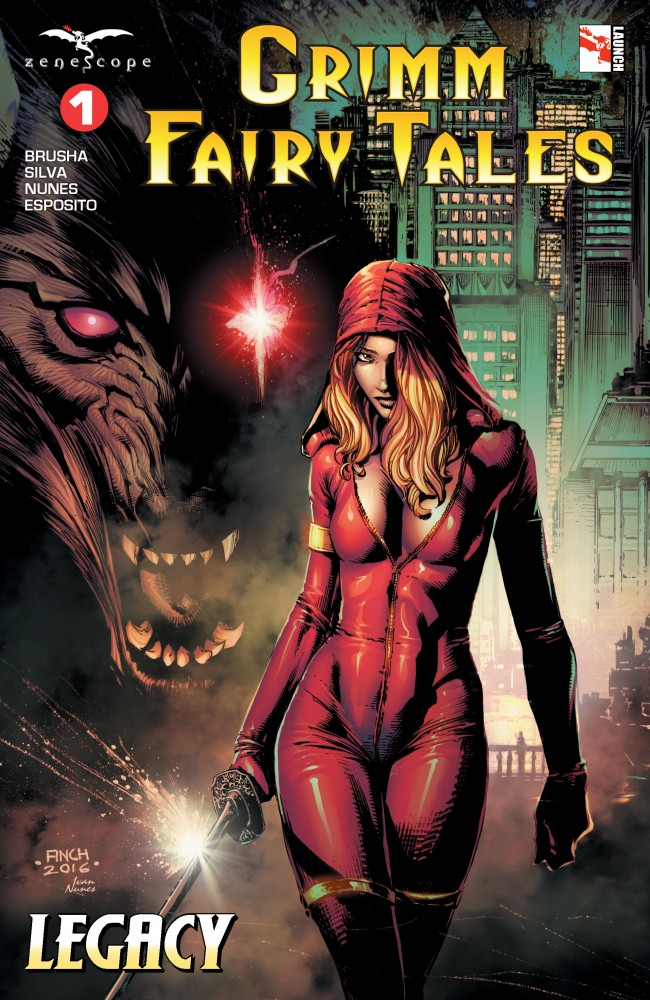 Grimm Fairy Tales Vol.2 #01
