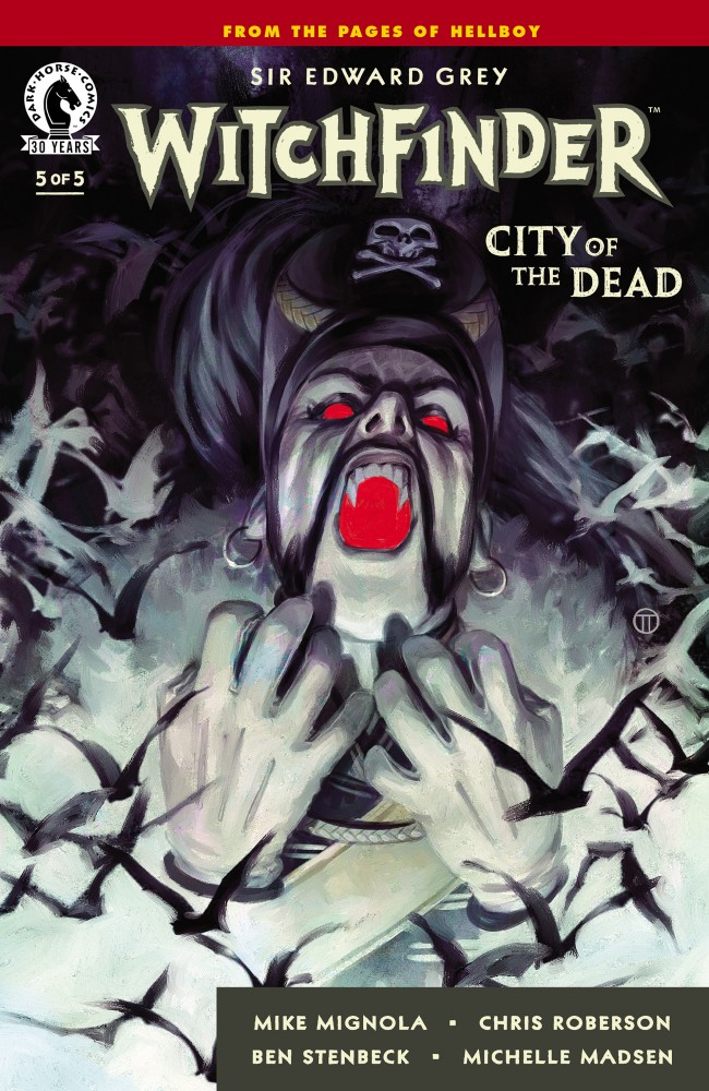 Witchfinder - City of the Dead #05