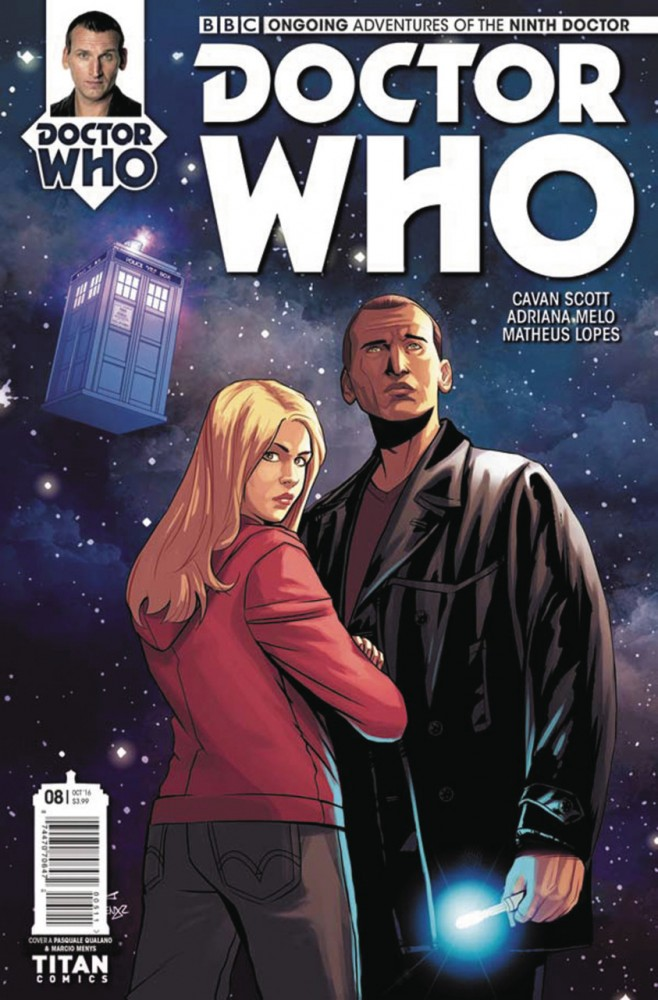 Doctor Who The Ninth Doctor Ongoing #08