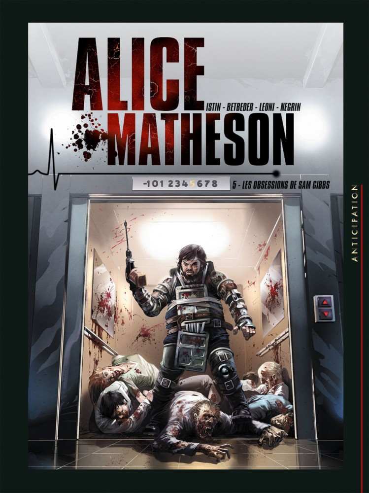 Alice Matheson Vol.5 - The Obsession of Sam Gibbs