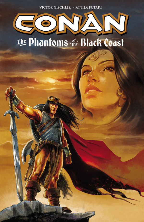 Conan - The Phantoms of the Black Coast #1- TPB