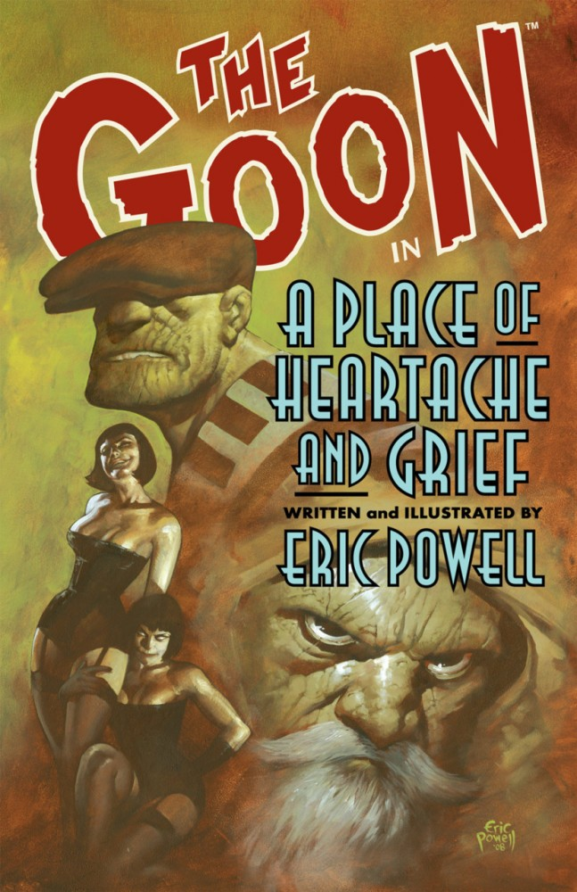 The Goon Vol.7 - A Place of Heartache and Grief