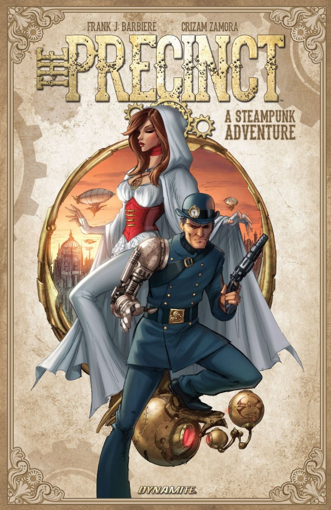 The Precinct Vol.1 - A Steampunk Adventure