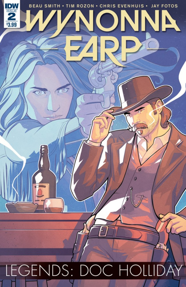 Wynonna Earp Legends - Doc Holliday #2