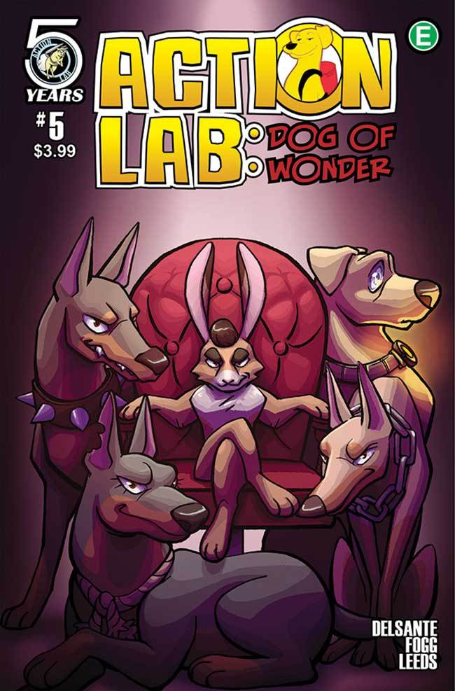 Action Lab - Dog of Wonder #5