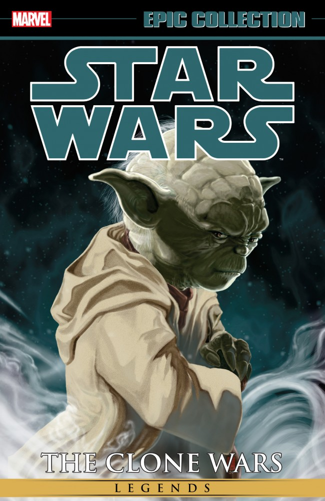 Star Wars Legends Epic Collection - The Clone Wars Vol.1