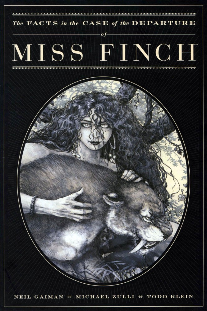 The Facts in the Case if the Departure of Miss Finch