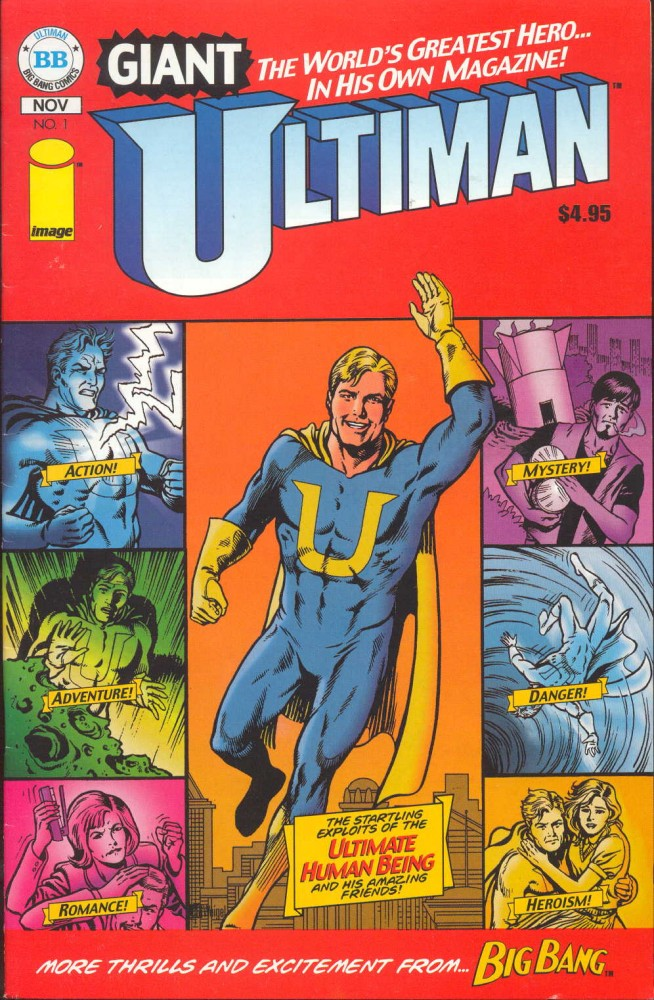 Ultiman Giant Annual