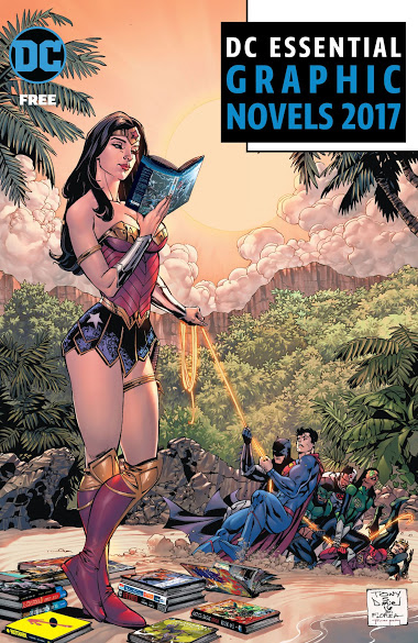 DC Entertainment Essential Graphic Novels (2017)